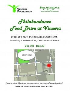 philabundance holiday food drive